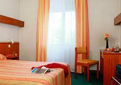 Citotel De la Cloche - Dole - 寝室