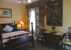 Parisian Courtyard Inn - ニューオーリンズ - 寝室