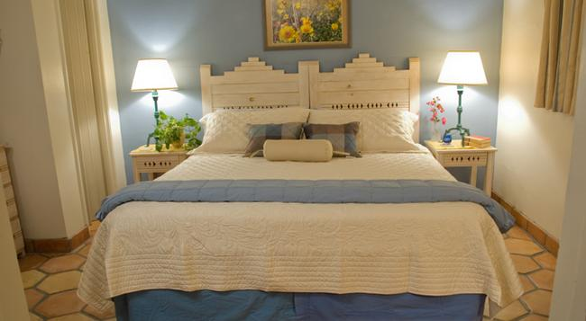 Villa Rosa Inn - Palm Springs - 寝室