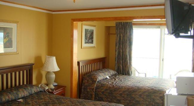 Moulton Hotel - Hampton - 寝室