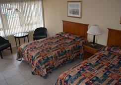 Hershey Motel - Seaside Heights - 寝室