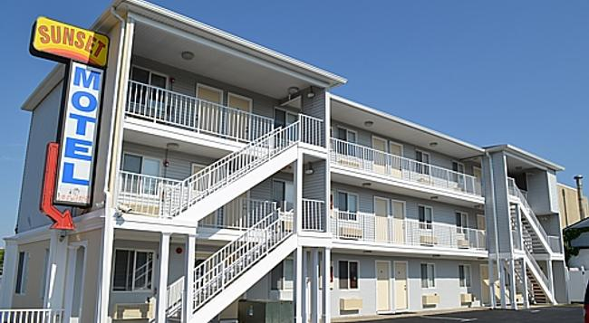 Sunset Motel - Seaside Heights - 建物