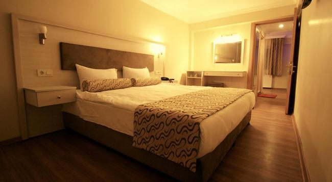 Grand Zeybek Hotel - イズミール - 寝室