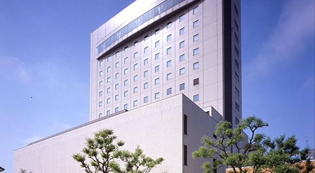 ホテルニューオータニ高岡 - 高岡市 - 建物
