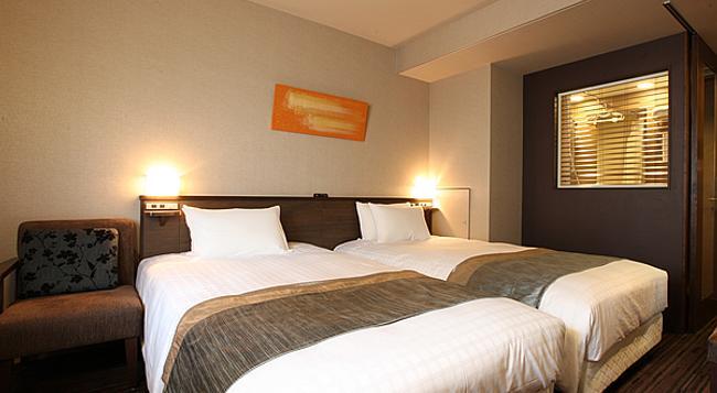 お茶の水ホテルジュラク - 東京 - 寝室
