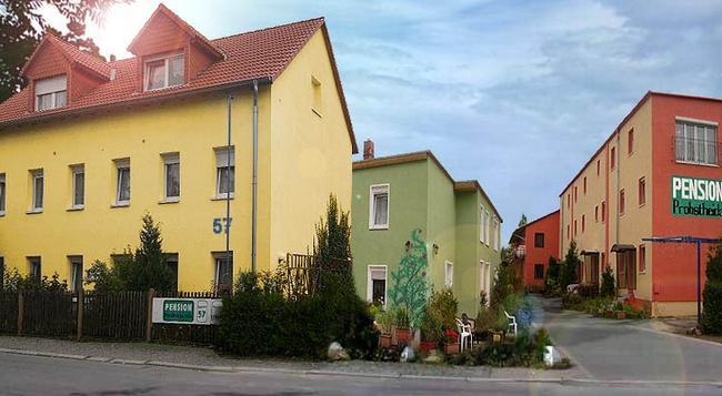Pension Probstheida - ライプチヒ - 建物