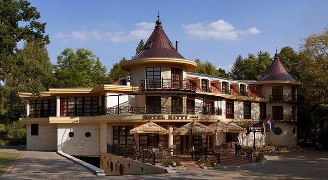 Hotel Kitty - Miskolc - 建物