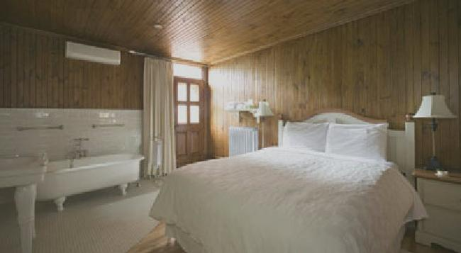 Alexandre Logan 1870 B&B - モントリオール - 寝室