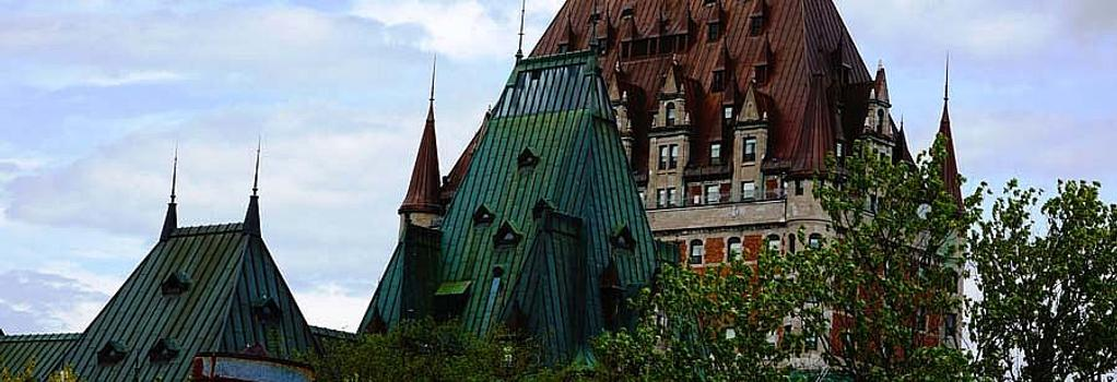 La Marquise de Bassano - ケベック・シティ - 建物