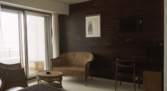 Carlina Lodge - ビアリッツ - 寝室