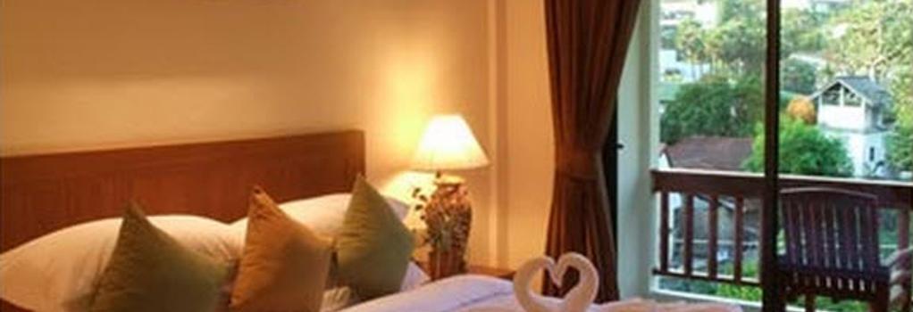 Kata Noi Resort - カロンビーチ - 寝室