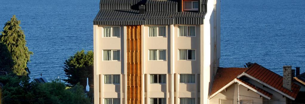ホテル チロル - サン・カルロス・デ・バリローチェ - 建物