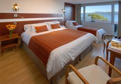 ホテル チロル - サン・カルロス・デ・バリローチェ - 寝室