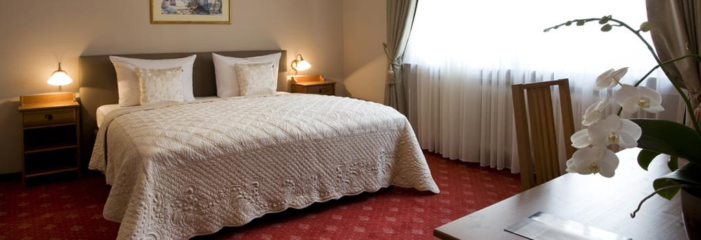 Hotel Hafner - シュトゥットガルト - 寝室