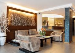 ブランカ ホテル - イズミール - ロビー