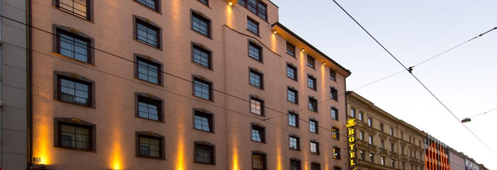 キングス ホテル センター スーペリア - ミュンヘン - 建物