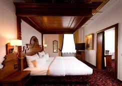 キングス ホテル センター スーペリア - ミュンヘン - 寝室
