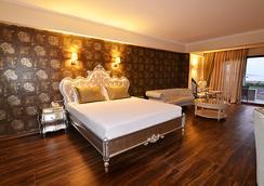 アスカ ホテル - ボドルム - 寝室