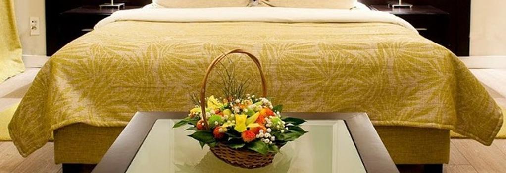 ホテル エクセルシオール - ベオグラード - 寝室