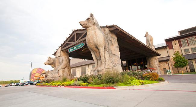 Great Wolf Lodge Sandusky Oh - サンダスキー - 建物