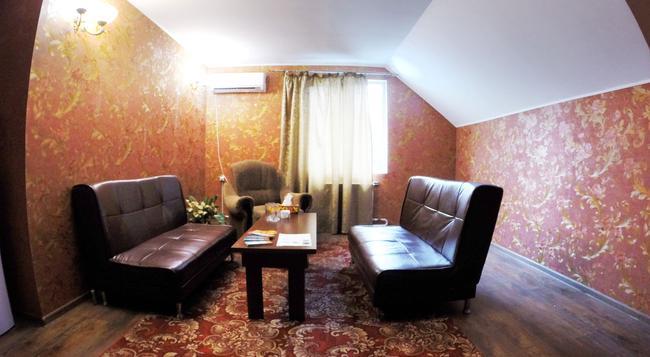 Lavitor Hotel - ビシュケク - 寝室
