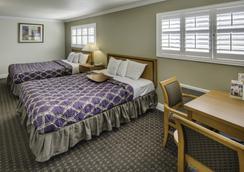 SOMA パーク イン - サンフランシスコ - 寝室