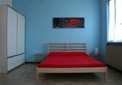 Casa Dei Fiori - ベルガモ - 寝室