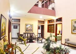 Hotel Internacional Managua - マナグア - ロビー