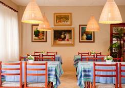 ホテル ゲラニアス プライア ドス イングレセス - フロリアノーポリス - レストラン