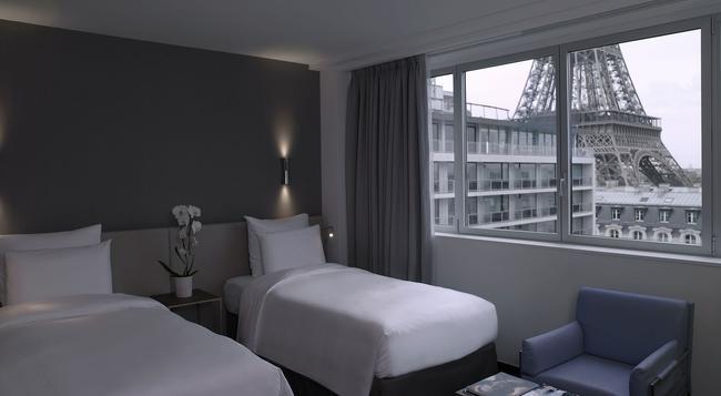 プルマン パリ トゥール エッフェル - パリ - 寝室