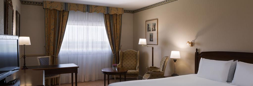 プルマン マルセイユ プロヴァンス エアロポート - マリニャーヌ - 寝室