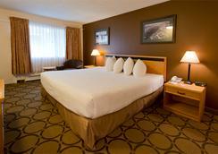 Riviera City Centre Hotel - Prince George - 寝室
