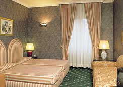 Grand Hotel Olympic - ローマ - 寝室