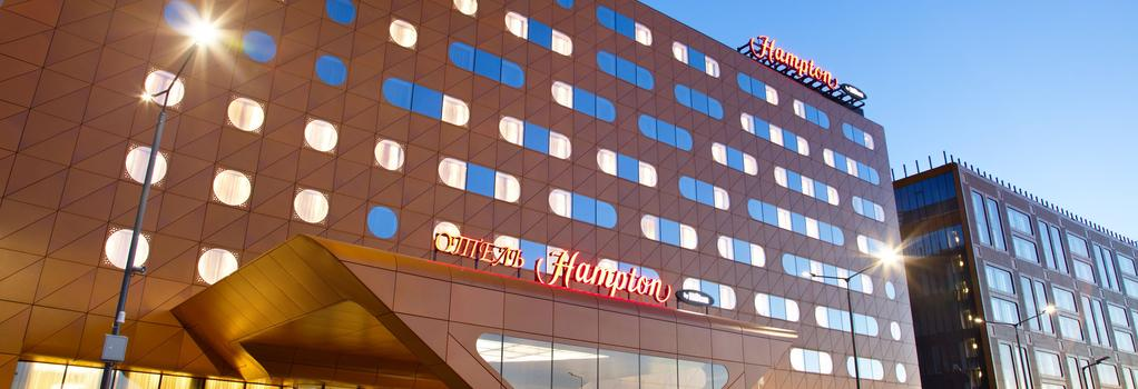Hampton by Hilton Saint-Petersburg ExpoForum - サンクトペテルブルク - 建物