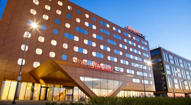 Hampton by Hilton Saint Petersburg ExpoForum - サンクトペテルブルク - 建物