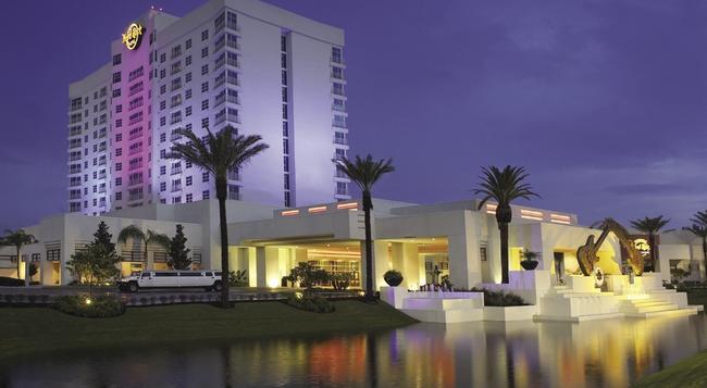 Seminole Hard Rock Hotel & Casino Tampa - タンパ - 建物