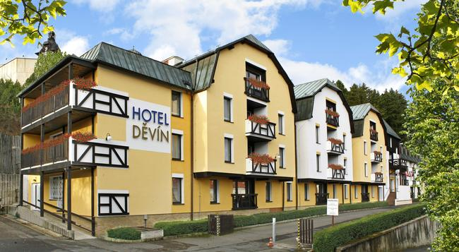 Spa hotel Devin - Marianske Lazne - 建物