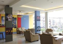 Sinar Sport Hotel - Kota Bengkulu - ラウンジ