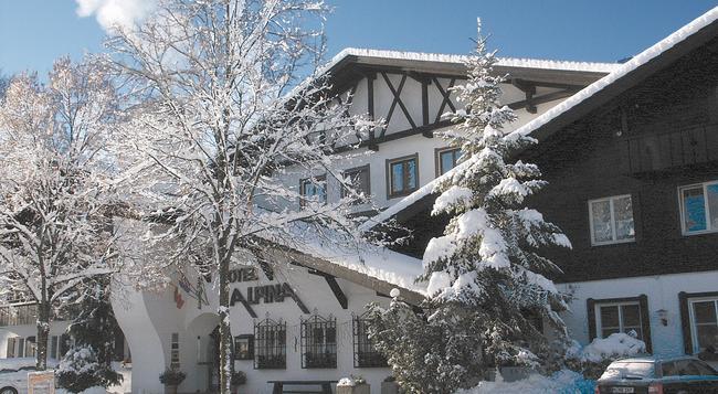 H+ ホテル アルピナ ガルミッシュ パルテンキルヒェン - Garmisch-Partenkirchen - 建物