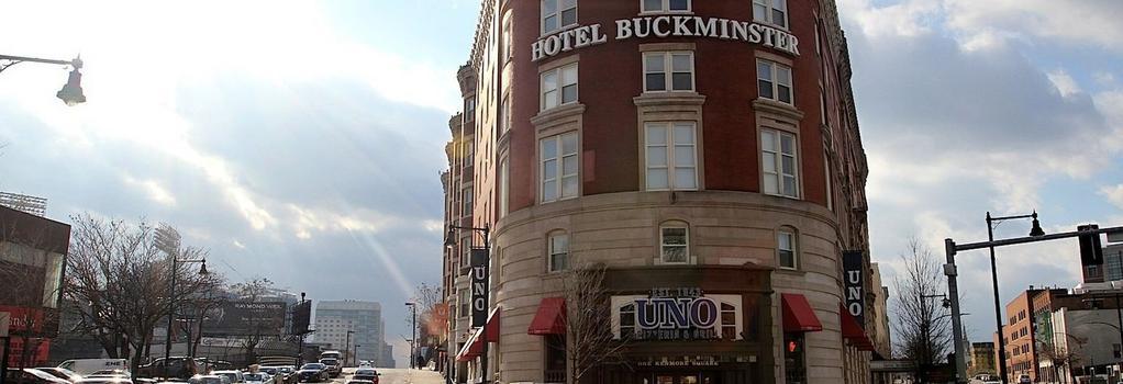 ボストン ホテル バックミンスター - ボストン - 建物