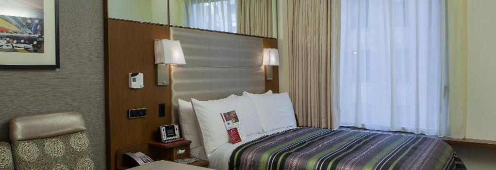 ホテル ブティック アット グランド セントラル - ニューヨーク - 寝室