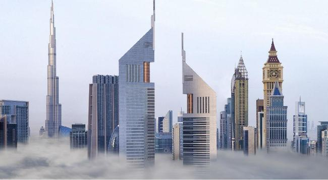 ジュメイラ エミレーツ タワーズ - ドバイ - 建物