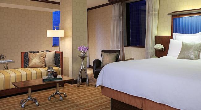 ルネッサンス ニューヨーク タイムズ スクエア ホテル - ニューヨーク - 寝室