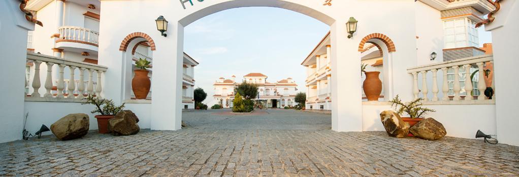 Hotel Diufain - Conil de la Frontera - 建物
