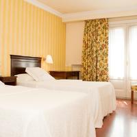 ホテル ソース Habitación doble dos camas, Hotel Sauce, Zaragoza