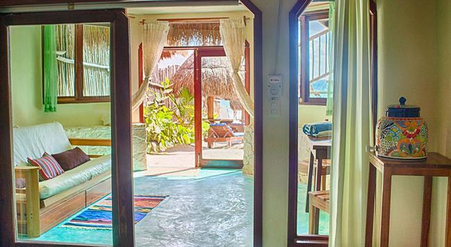 Playa Canek Boutique Eco Hotel - トゥルム - 寝室