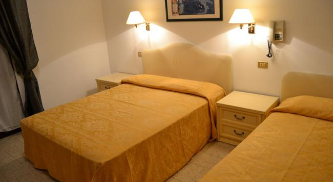 Avana Mare - リミニ - 寝室