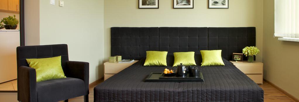 Delta Apart House - ヴロツワフ - 寝室