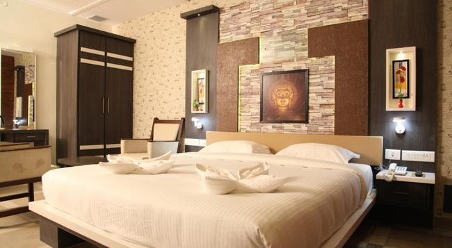 Mmr Gardens - Madurai - 寝室