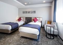 ホテルマイステイズ神田 - 東京 - 寝室